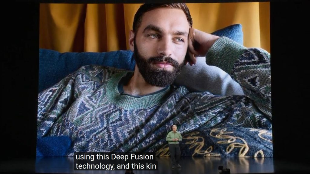 Deep Fusion Preview