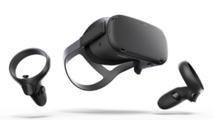 Oculus Quest + Oculus Touch controllers