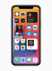 iOS 14 Home Screen Widgets